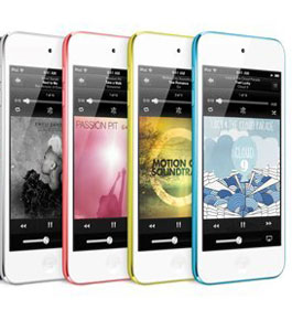 iPhone 5S将推彩色版配Super HD屏