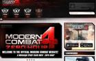 现代战争4:决战时刻  官方网站 上线