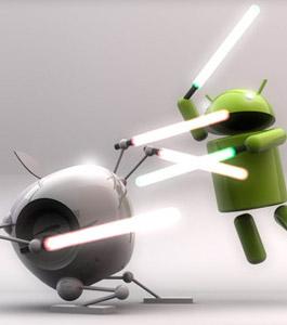 第四季度安卓,苹果手机总份额达92%