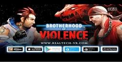 3D格斗游戏《Brotherhood of Violence》3月内登录iOS平台