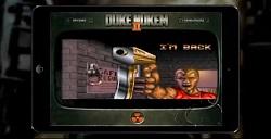 《毁灭公爵 II:Duke Nukem II》将推出iOS版本