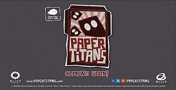 折纸创意小游戏《Paper Titans》将在4月底登陆iOS