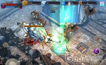 dungeon hunter 4《地牢猎手4》中文版试玩视频首曝光