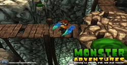 创意无限!《怪物冒险(Monster Adventures)》即将上架