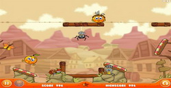 休闲益智游戏续作《保卫橘子2》即将登陆