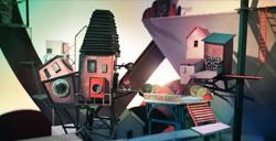 温馨唯美延续 剪纸游戏《Lumino City》公布