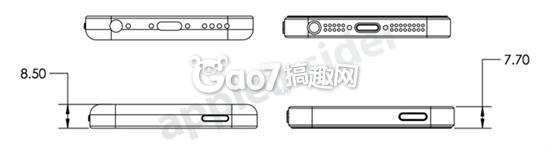 iphone5s耳机电路