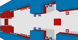 益智休闲游戏《伸缩方块》7月23日来袭