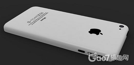 塑料iphone 6概念设计