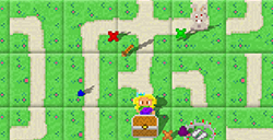 《SwapQuest》创意玩法抢先看:拼图冒险RPG