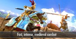 画质惊人 中世纪对决《骑士传奇》登陆iOS