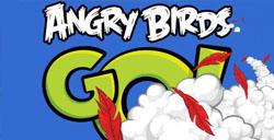 原来是竞速游戏《愤怒的小鸟Go》10月31日上架