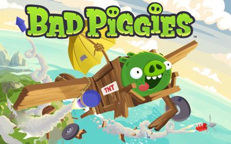 Bad Piggies  1到12关 满星通关攻略教程(视频)