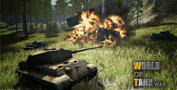 战个痛快!《坦克世界大战》下周来袭