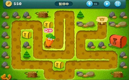 《保卫萝卜》extreme挑战7金萝卜攻略附视频