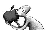 """""""苹果""""被曝借恶意软件窃用户信息"""