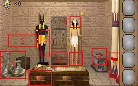 密室逃脱:金字塔之谜