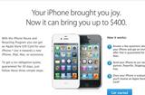 iPhone以旧换新进入 加拿大 :还是没中国