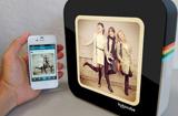 为Instagram设计的电子相框开卖 可播放视频