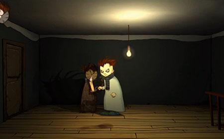 konck knock《当幽灵来敲门》攻略视频part4