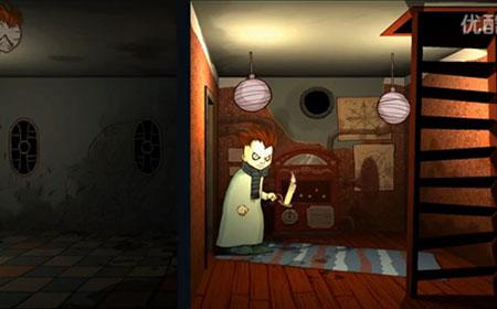 konck knock《当幽灵来敲门》攻略视频part3