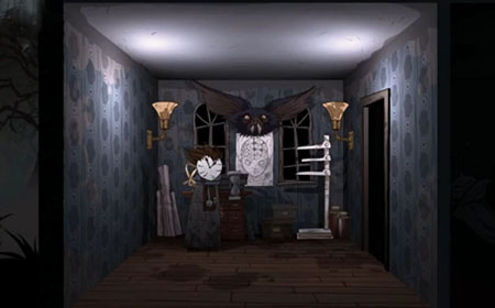 konck knock《当幽灵来敲门》攻略视频part6