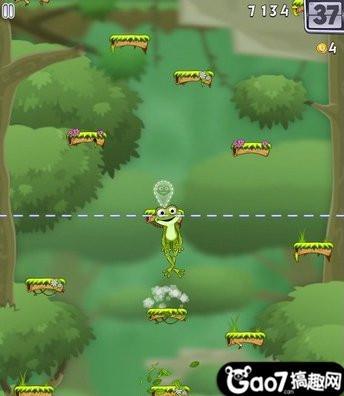 青蛙跳跃2新手攻略 怎么得高分