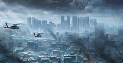 FPS大作《现代战争5:黑视》最新插图曝光