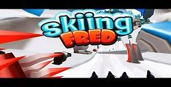 跑酷游戏《弗雷德滑雪:Skiing Fred》公布视频