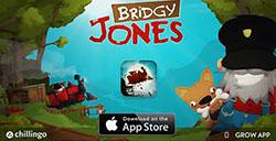 麒麟狗出品搞笑益智游戏《Bridgy Jones琼斯去修桥》即将来袭