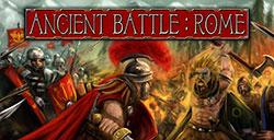 《Ancient Battle: Rome》:古罗马血战,感受欧洲古战魅力