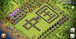 COC部落战争中国玩家冲上4300杯  神阵展国威!11.11与你同在