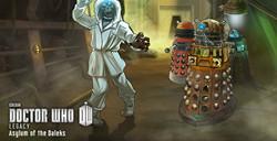 BBC经典科幻剧改编《神秘博士:遗产》穿越来袭