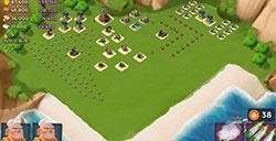 Boombeach:海岛奇兵40级哈莫曼BOSS攻略