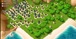 Boom Beach《海岛奇兵》恐怖博士5月14日阶段19攻略